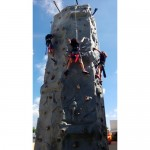 Rock Climbing Wall Rental Chicago